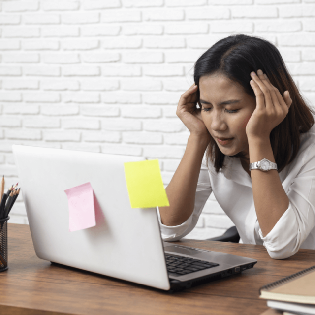 JOB BURNOUT AND HOW TO DEAL WITH IT
